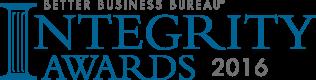 Turner Technology is a 2016 Better Business Bureau Integrity Award winner