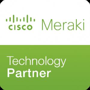 Cisco Meraki Technology logo | Turner Technology is a Cisco Meraki Technology Partner