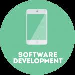 Turner Technology Software Development circle graphic
