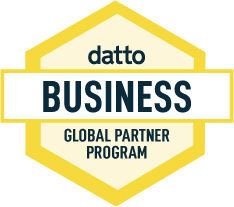 Datto Business Global logo | Turner Technology part of the Datto Business Global Partner Program